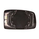 Fiat Panda [03-09] Clip In Heated Wing Mirror Glass